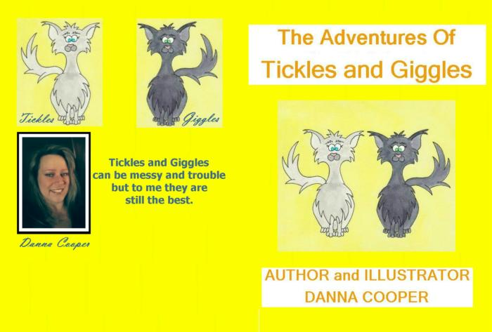Tickles Giggles COVER