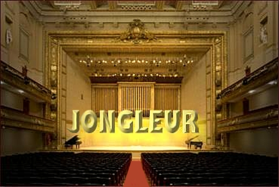 Jongleur picture on enter page of Jongleur Music, Pictures and Book Publishing