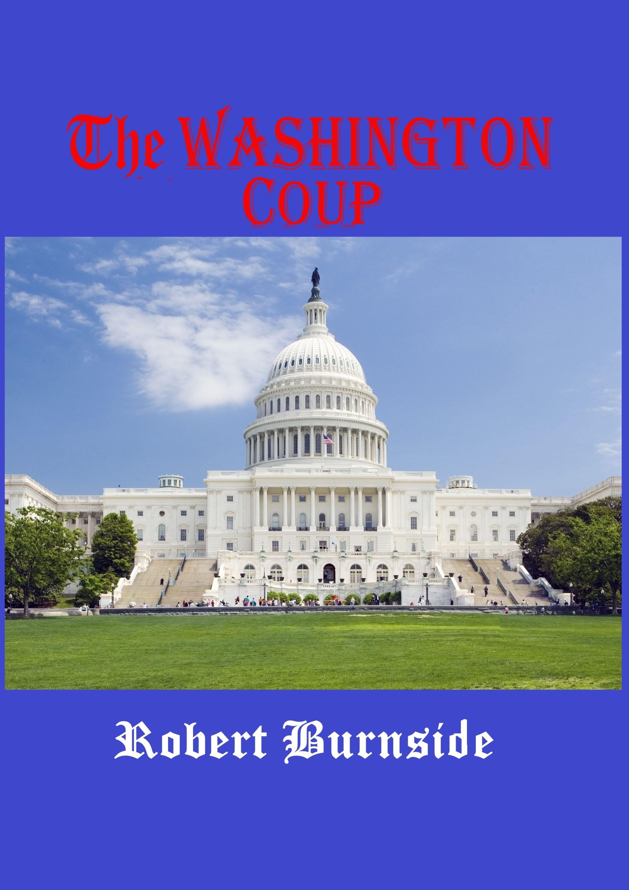 cover for Washington Coup