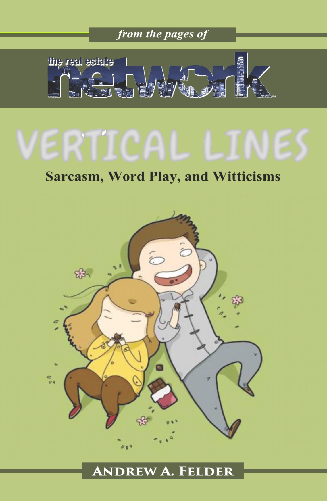cover for vertical lines