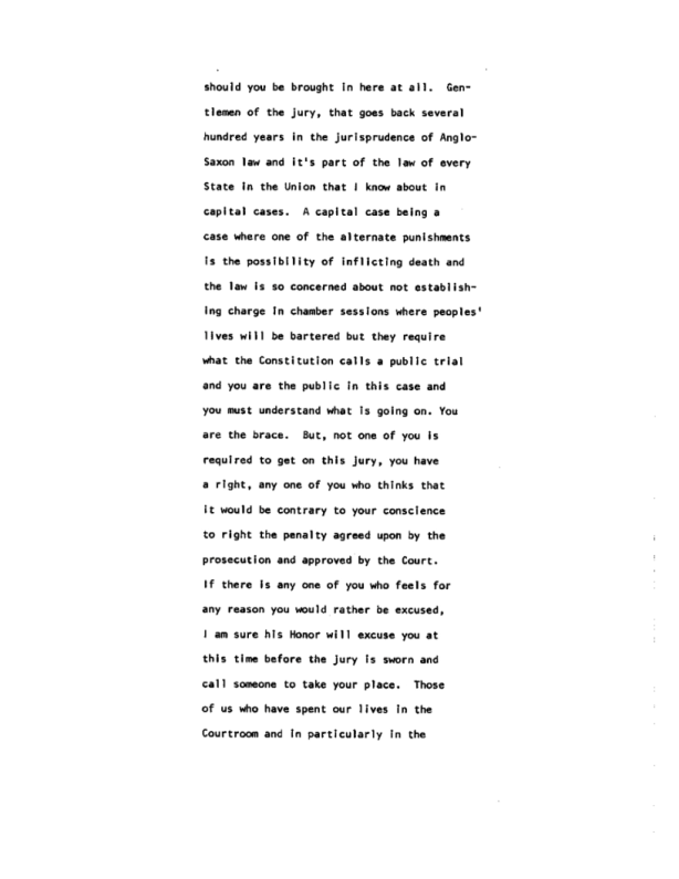 Page 12 of the James Earl Ray Guilty Plea